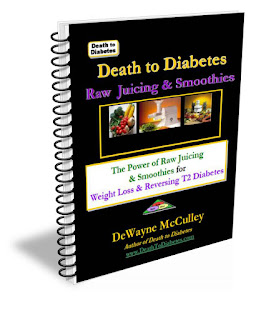 Death to Diabetes Juicing Book