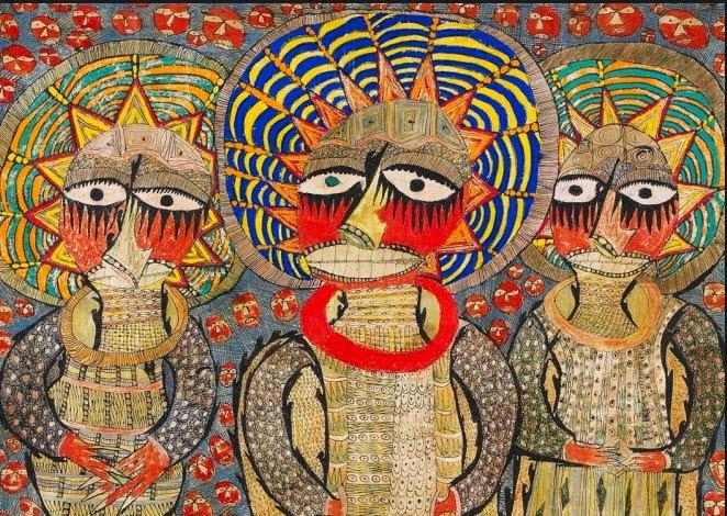 ArtTrak Tribal Art: Art Market - Contemporary African Art ...