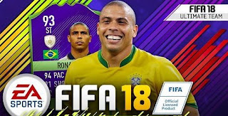 FTS Mod FIFA 18 Ultimate Apk + Data & Obb Download For Android