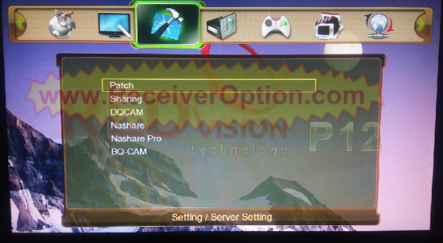 REDVISION P12 HD RECEIVER NEW SOFTWARE 16 MARCH 2020