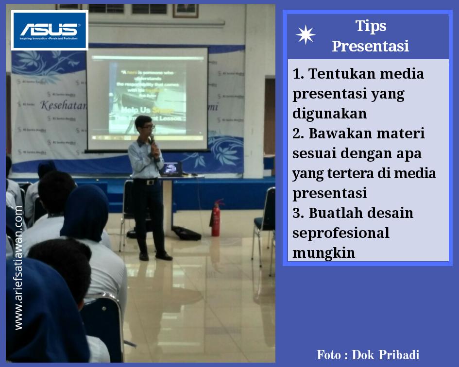 tips edukasi dengan laptop asus