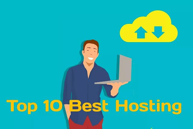 Top 10 best hosting websites