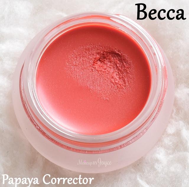 Becca Backlight Targeted Colour Corrector Papaya Swatch