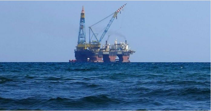 offshore drilling at karachi
