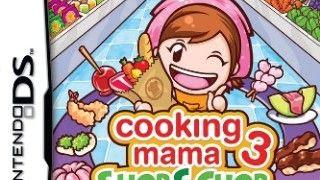 Cooking Mama 3 [NDS] [Español] [Mega] [Mediafire]