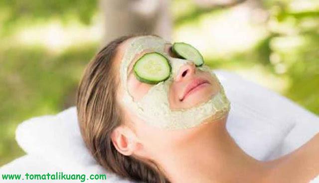 cara menggunakan masker wajah yang benar tomatalikuang.com