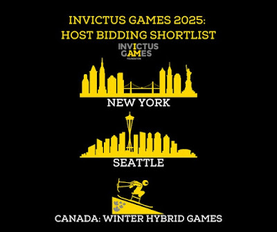 Prince Harry's Invictus Games generates interest from hosts for the 2025 Games