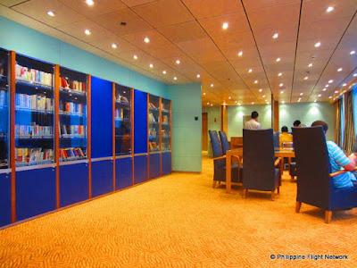 costa victoria library