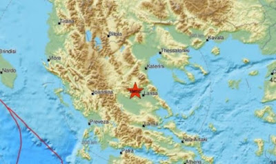 6.3-magnitude Earthquake Hits Central Greece