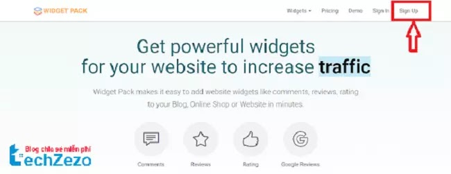 Hướng dẫn thêm tiện ích đánh giá 5 sao trên Blogspot/Blogger