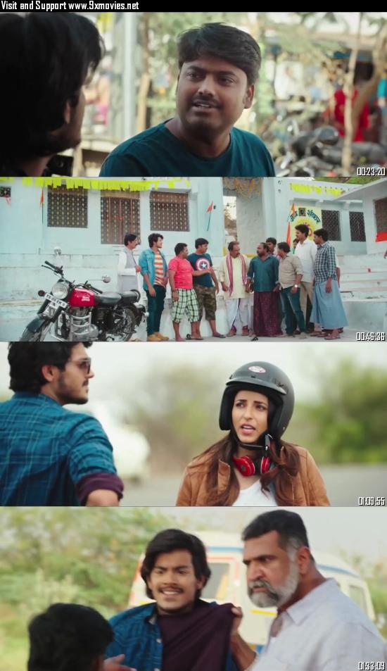 Rajdooth 2019 Hindi Dubbed 480p HDRip 300mb