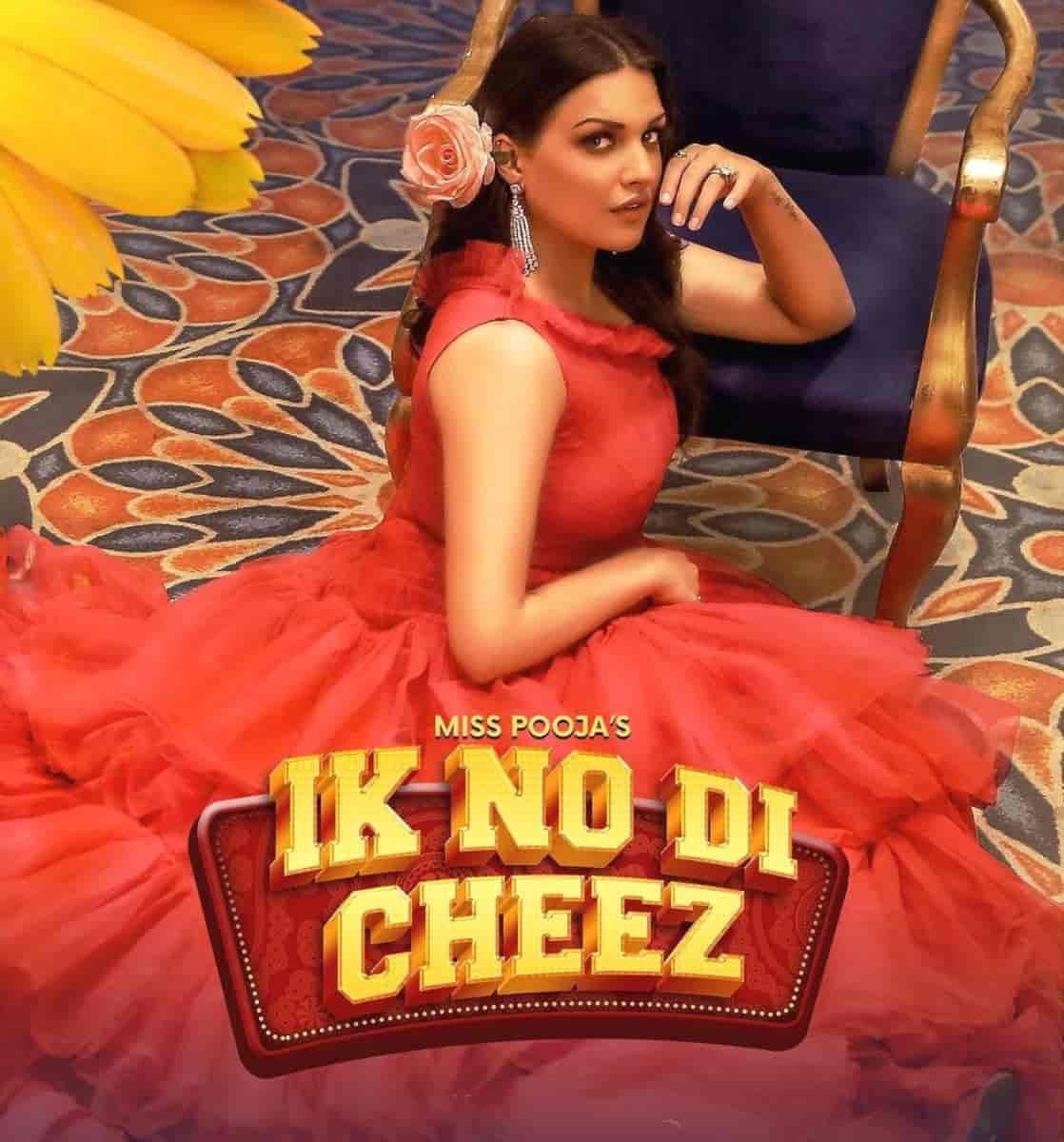 Ik No Di Cheez Punjabi Song Image Features Miss Pooja And Himanshi Khurana