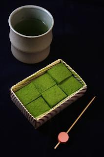 Các công thức làm nama chocolate trà xanh gây nghiện 3