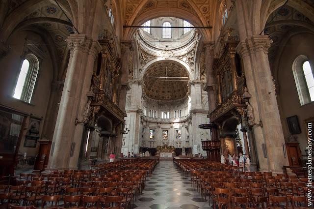 Catedral  Duomo Como Italia visitar Lombardía viaje