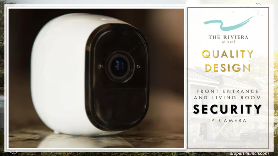 Security Camera at House