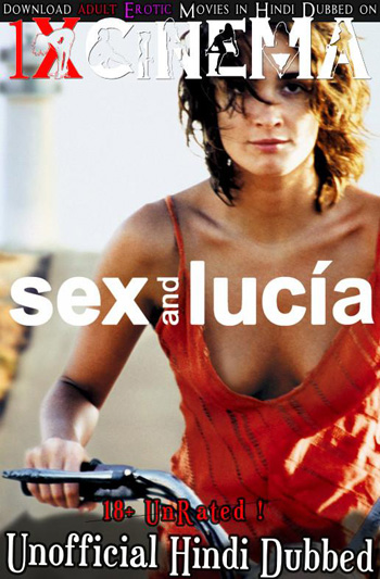 Sex and Luca 2001 Unrated Unofficial Hindi Dubbed BluRay 400MB poster
