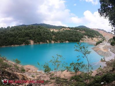 Tasik Biru Bukit Ibam Muadzam Pahang