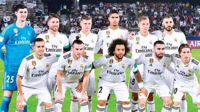 تشكيل ريال مدريد ضد كلوب بروج عبر سوفت سلاش
