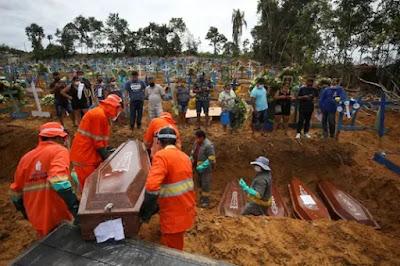 Krisis Peti Mati Brazil