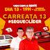 AGENDA DO (A) CANDIDATO (A) SEXTA-FEIRA 13 DE NOVEMBRO