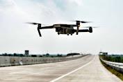 Peneliti AS Bikin Drone yang Bergerak Seperti Kelelawar