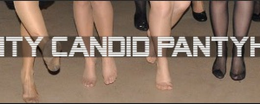 20 pics and 10 scenes ~ The 'Quality Candid Pantyhose'-Blog