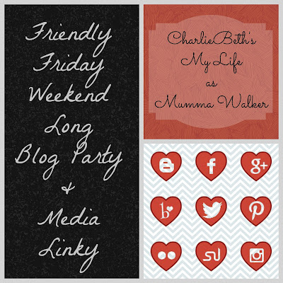 Featured Blogger on My Life as Mumma Walker & Linky Party