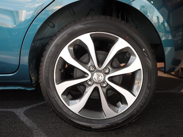 Nissan: na compra de 3 pneus, o quarto é grátis