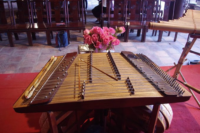 Traditional Instruments: Tam Thap Luc