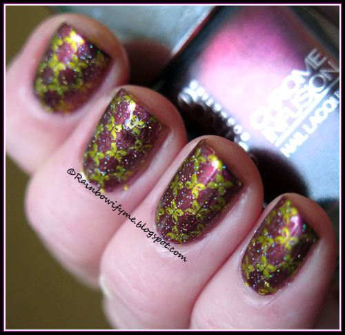 Catrice Chrome Infusion ~ 04 Unexpected Red