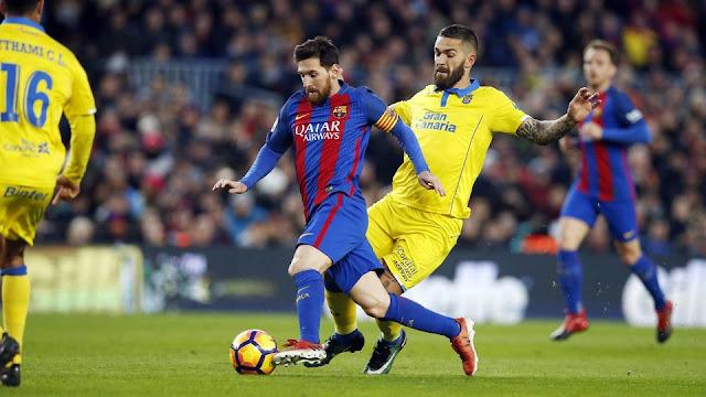 barcelona a nada de ser lider de la liga