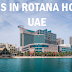 Various Job Opening at Rotana - 2018 | UAE