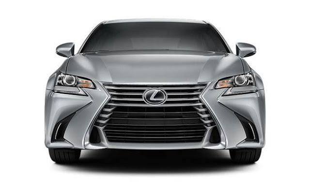 2017 Lexus GS Redesign