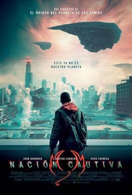 Captive State [2019] [DVD] [R1] [NTSC] [Latino]