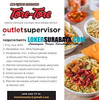 Info Lowongan Kerja di Mie Ujung Pandang Tore-Tore Surabaya November 2019