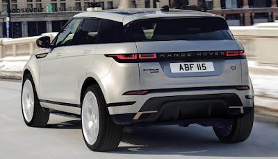 2021 Range Rover Evoque Review, Specs, Price