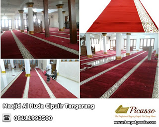 Karpet Masjid Minimalis, Sajadah Masjid Turki, Karoet Masjid Import