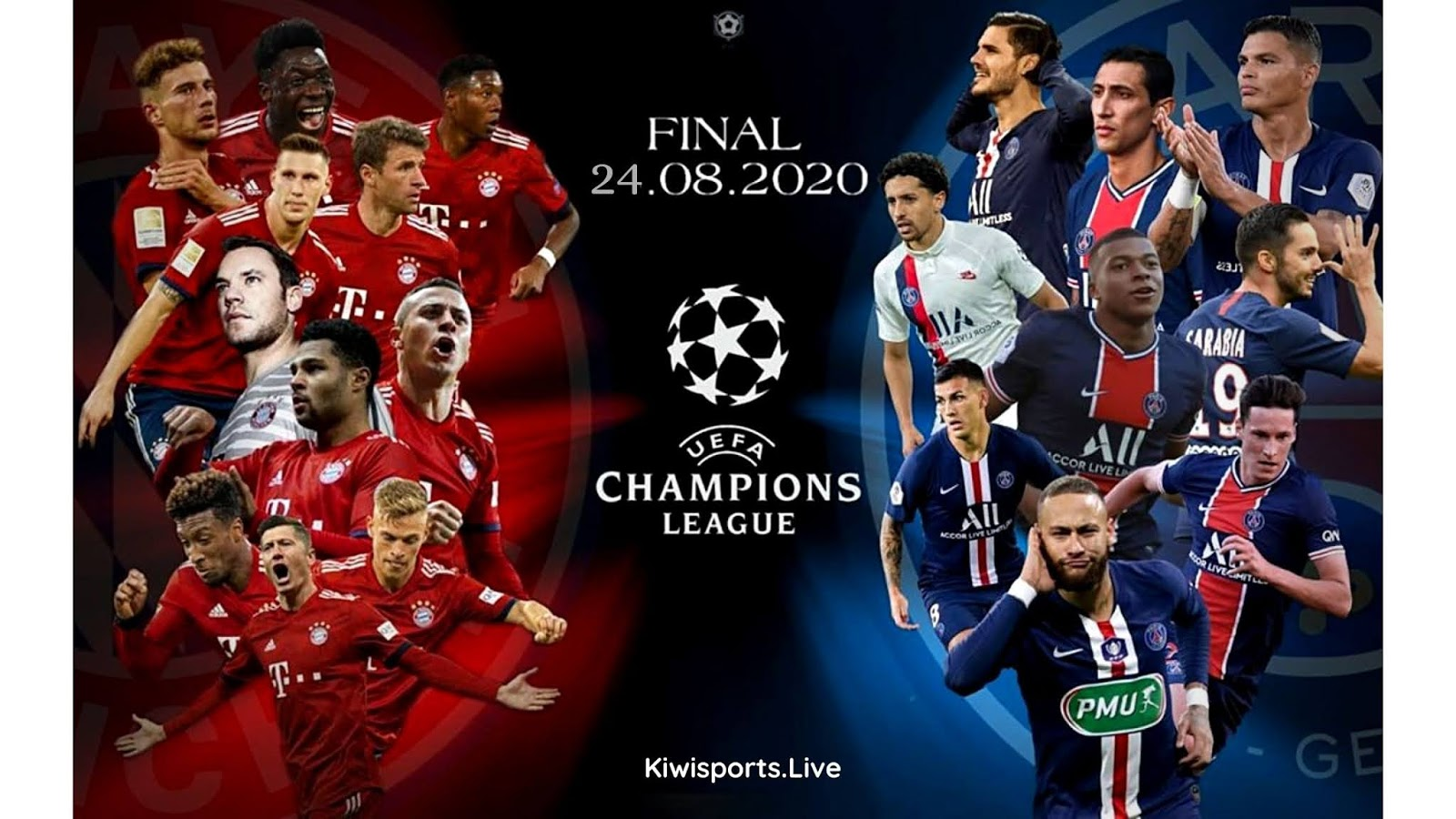 PSG x Bayern Munich: Match Preview, Schedule & Live Stream | UCL Final