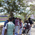 மோர் பந்தல் துவக்கம் .  தாகம் தீர்த்த தவ்ஹீத் ஜமாஅத் : கிளை-2 (19-04-16)