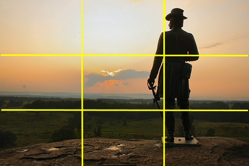 Champions Digital Photography: Rule of Thirds