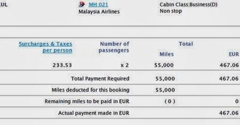 Cuti Cuti Famili Tiket Kapal Terbang Business Class Percuma