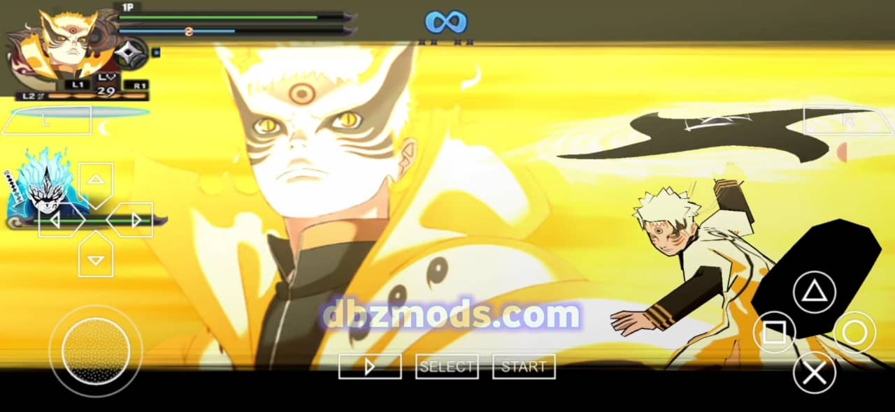 Boruto Naruto The Movie PPSSPP ISO Download