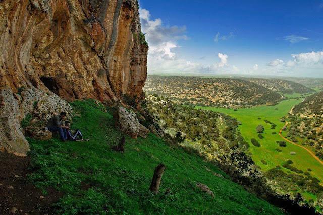 مجموعة صور رائعة للطبيعة الخلابة في ليبيا  13624853_527878874062139_1177915426_n
