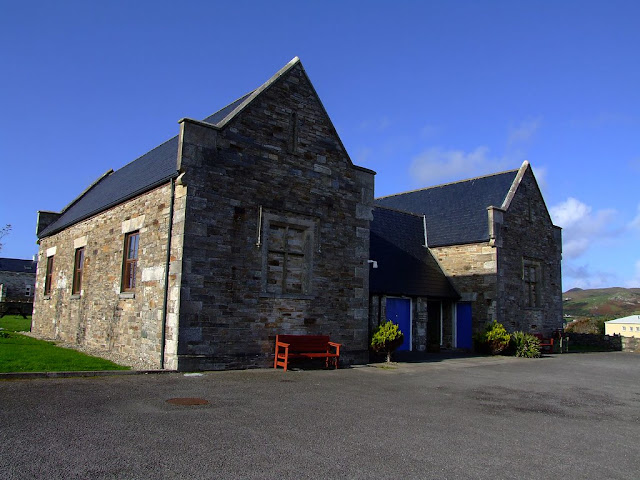 Dunfanaghy Workhouse Ireland