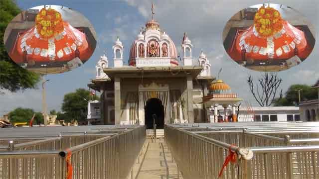 रींगस के भैरव मंदिर में पूर्ण होती है सभी मनोकामनाएँ