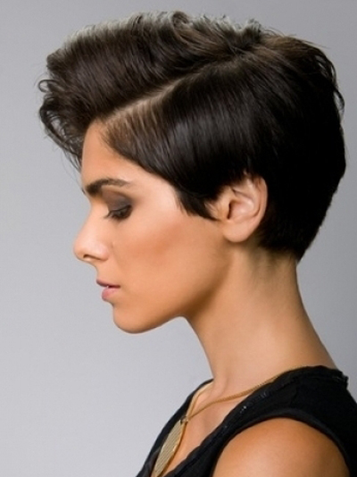 Women Trend Hair Styles For 2013 Short Hair Style Trends
