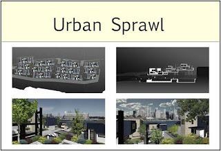 konsep urban sprawl