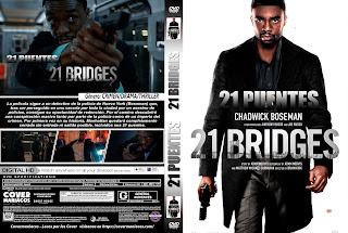 CARATULA 21 PUENTES-21 BRIDGES 2019[COVER DVD]