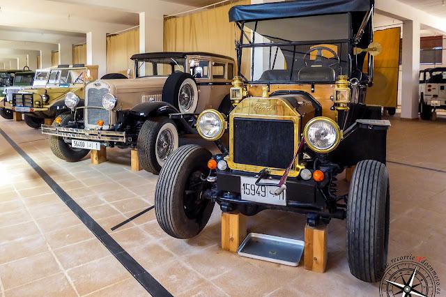 clasicos del Morocco National Auto Museum