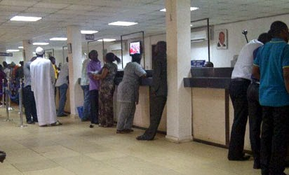 NEWSFLASH!!! BANKS ABOUT TO SET NEW RULES - CASH WITHDRAWAL TO BE LIMITED AT N10, 000